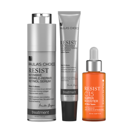 RESIST Ultimate Brightening Trio