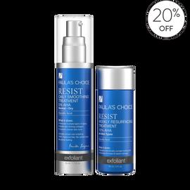 RESIST Skin Resurfacing & Smoothing Set