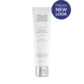 CALM Redness Relief SPF 15 Mineral Moisturizer for Normal to Oily Skin