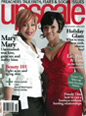 Upscale Magazine - November 2012