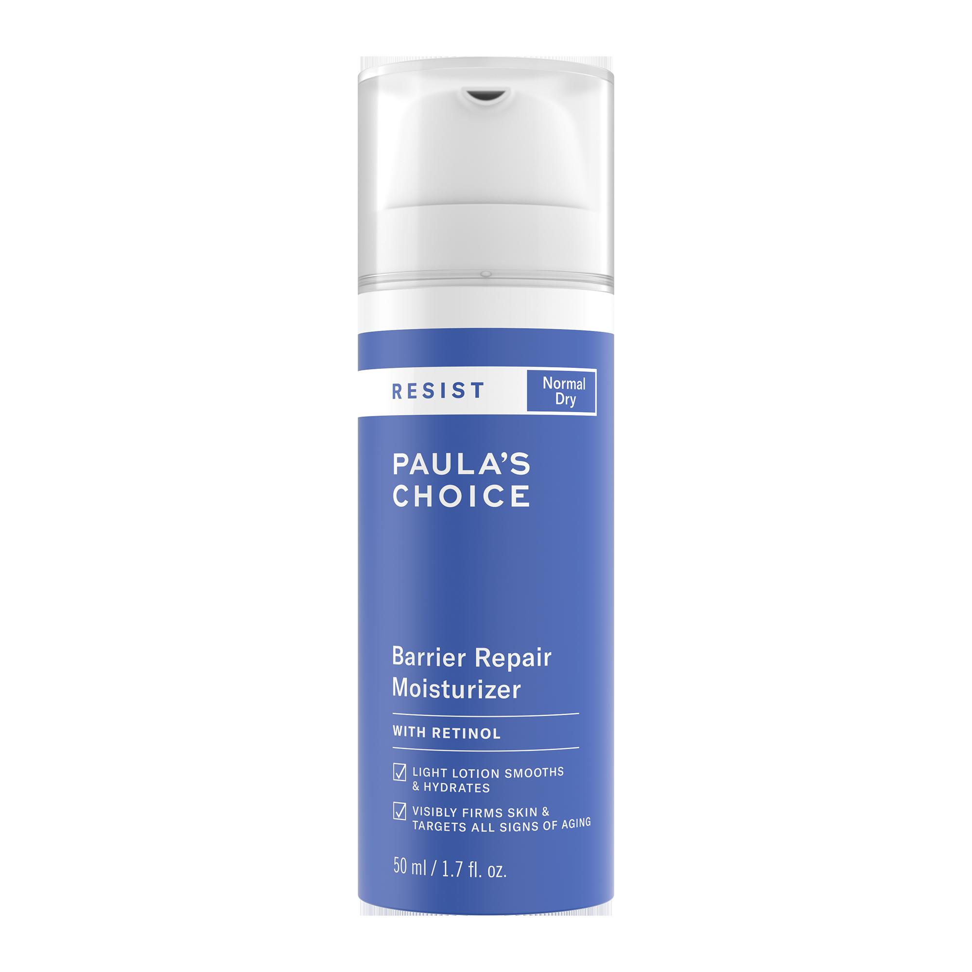 Retinol amounts in moisturizers - Images Resist Barrier Repair Moisturizer With Retinol