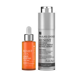 RESIST C15 Super Booster + RESIST Intensive Wrinkle-Repair