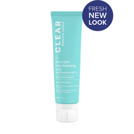 CLEAR Ultra-Light Daily Fluid SPF 15+