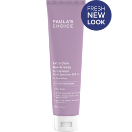 EXTRA CARE Non-Greasy Sunscreen SPF 15