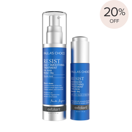 RESIST Skin Resurfacing & Smoothing Set