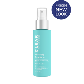 CLEAR Acne Body Spray