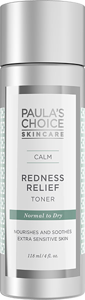 CALM Redness Relief Toner for Normal to Dry Skin