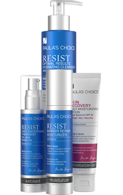 Resist Essential Kit for Normal to Dry Skin