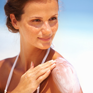 How to Apply Water-Resistant Sunscreen