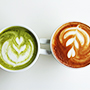 What's the Deal with Matcha Green Tea and Coffee in Skincare?