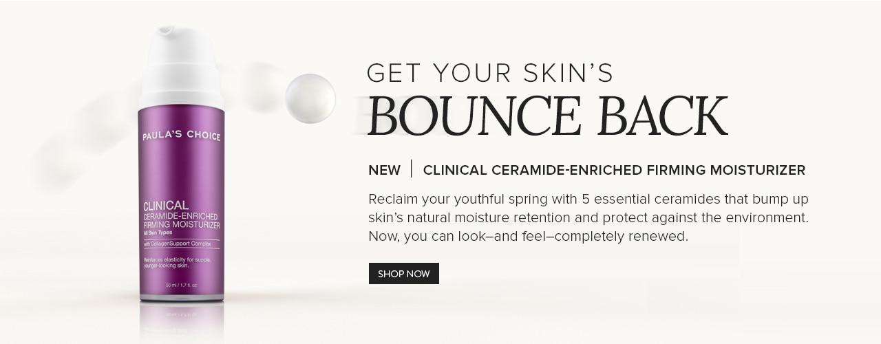 New   Clinical Ceramide. Shop Now.