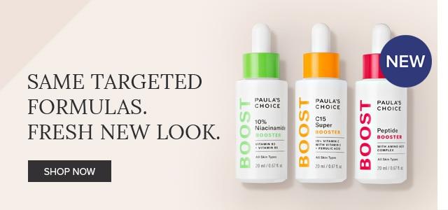 Same Targeted formulas. Fresh New Look. Shop Now.
